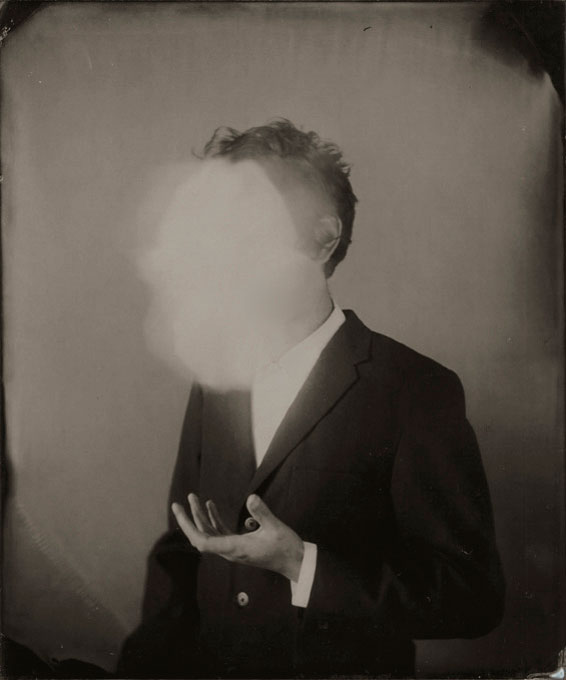 <i>Self-Portrait With Ghosted Object</i>, 2005<br>