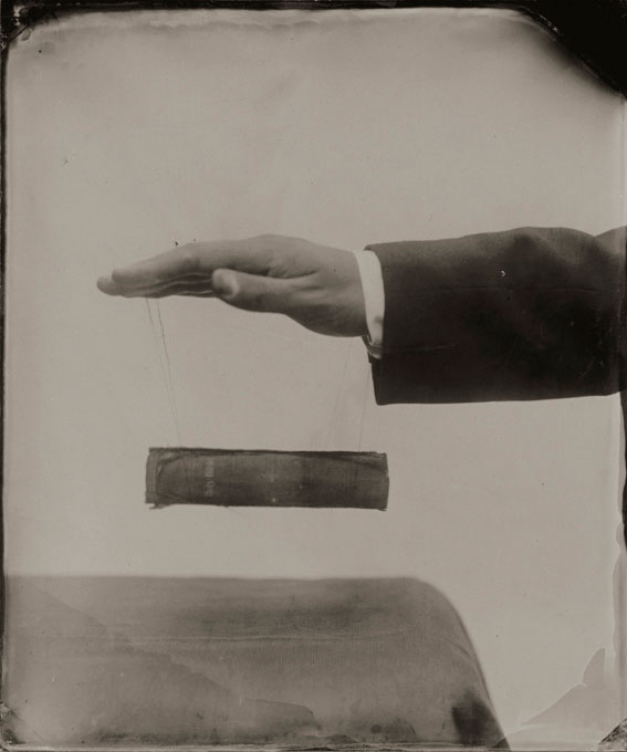 <i>Pseudo-Levitation</i>, 2003<br>