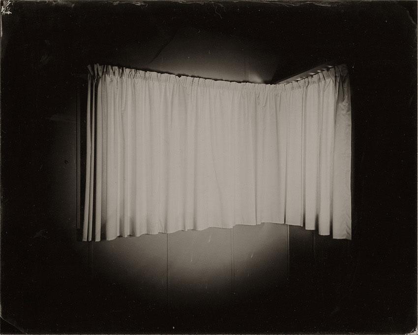 <i>Untitled (Curtain)</i>, 2011<br>
